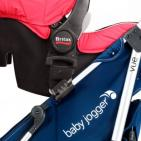 Adaptery do wózka City Vue- fotelik Britax/ Be-Safe